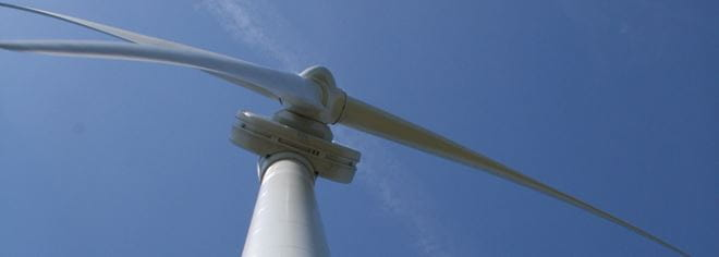 Burringham Wind Turbine Development